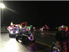 Lighted Parade participants