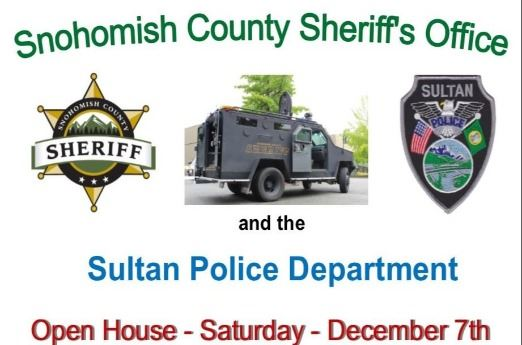Sultan Police Department Open House (PDF)