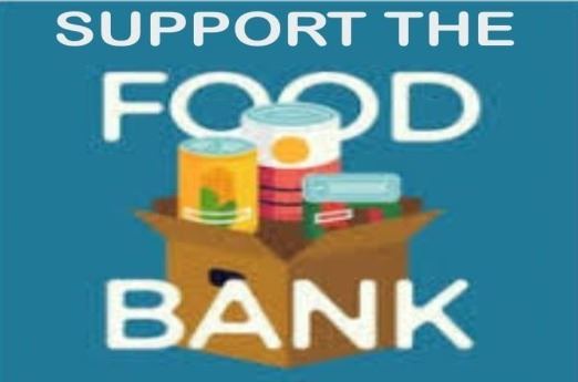 Support the food bank