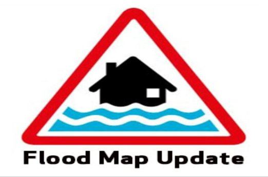 flood map update